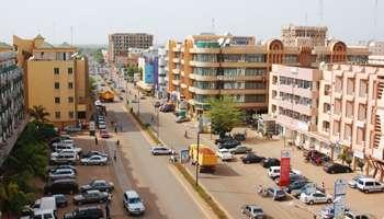 Bienvenue à Ouagadougou …