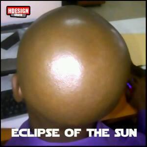 Ah l'éclipse!