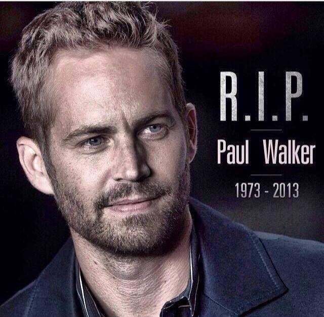 PAUL WALKER EST MORT … VOTRE RÉACTION ?